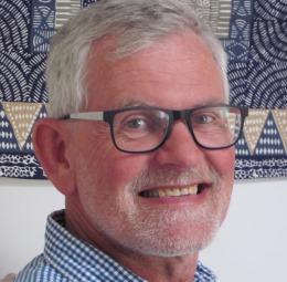 Carsten Dybkjær kirkekonsulent